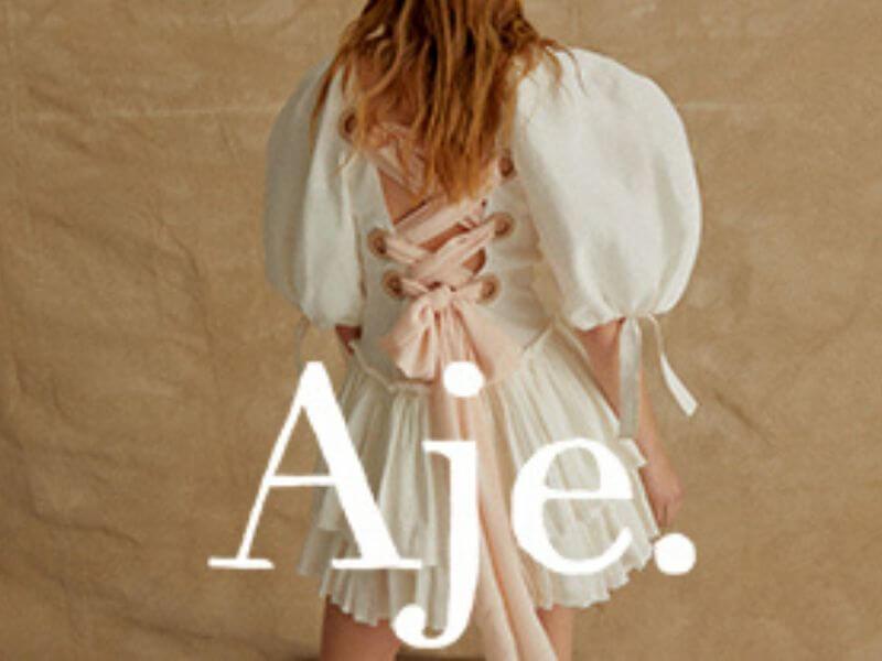 Aje Dress Banner