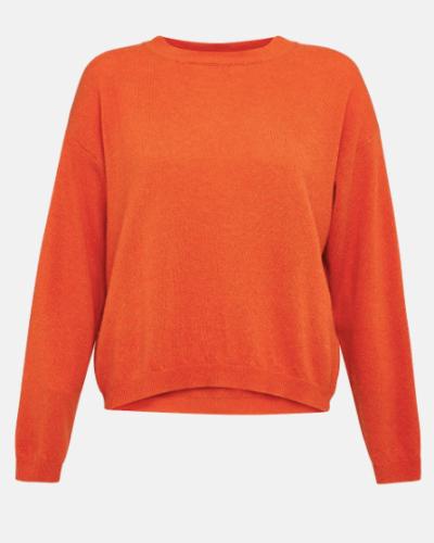 spring essential Karen Millen Recycled Cashmere Essential Jumper