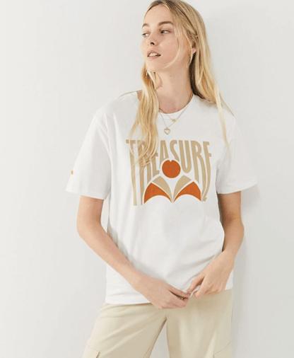 Urban Outfitters | Gestuz Treasure T-Shirt |