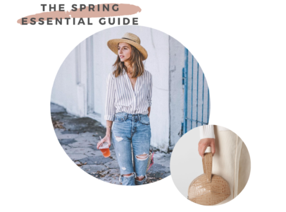spring essential fashion