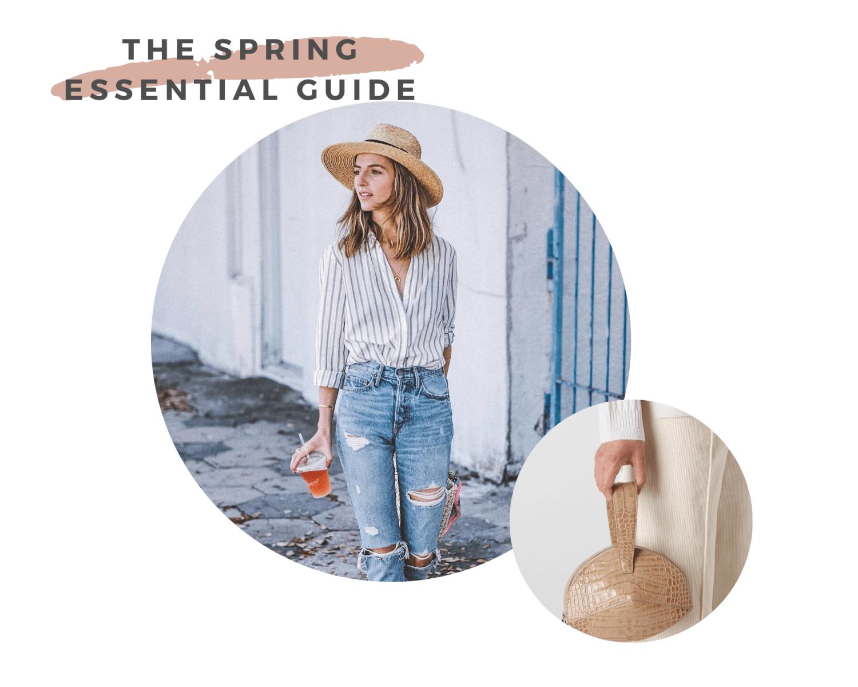 spring essential fashion