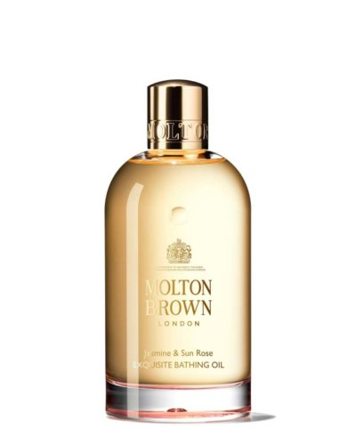 molton brown Jasmine & Sun Rose Exquisite Bathing Oil
