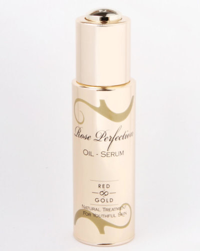 beauty rose gold London Rose Perfection Oil Serum Natural Treatment for Youthful Skin