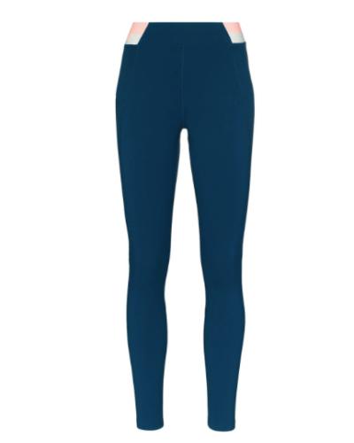 LNDR | Spar stripe waistband leggings