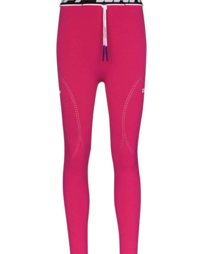 activewear off white pink active seamless leggings