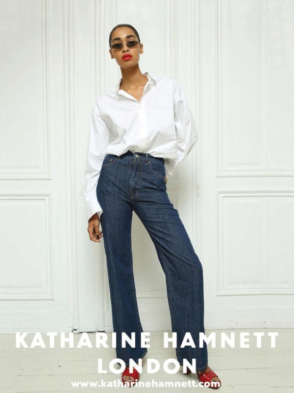 Katharine Hamnett Banner