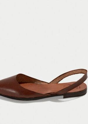 Samba Brown Sandals
