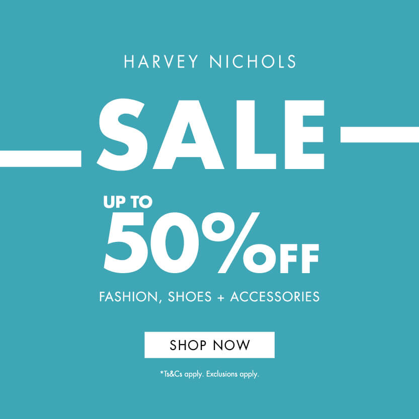 Harvey Nichol Sale Banner
