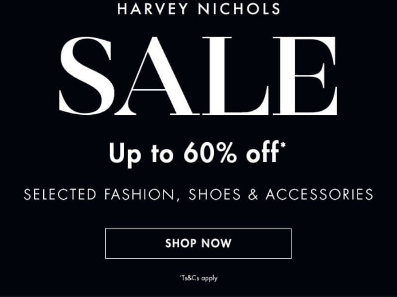 Harvey Nichols sale