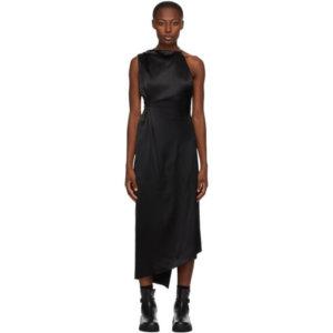 1017 ALYX 9SM Black Formal Chain Dress