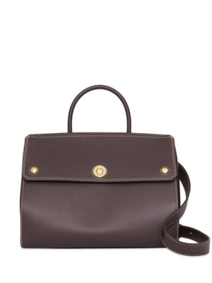 Burberry Elizabeth small tote bag - Brown