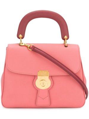 Burberry The Medium DK88 Top Handle Bag - Pink