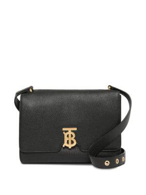 Burberry medium Alice leather bag - Black