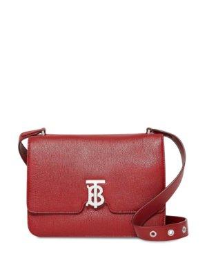 Burberry medium Alice shoulder bag - Red