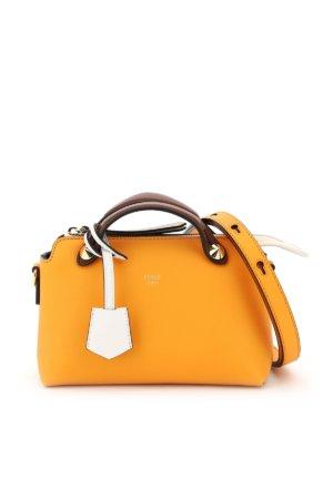 FENDI BY THE WAY MINI BAG OS Orange, White, Purple Leather