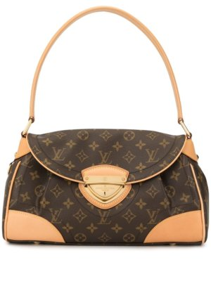 Louis Vuitton pre-owned Beverly MM shoulder bag - Brown