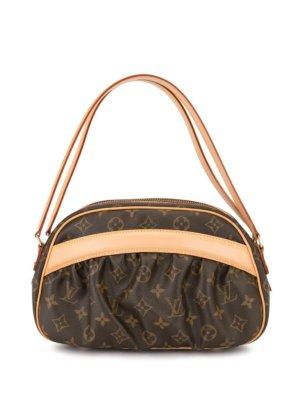 Louis Vuitton pre-owned Clara shoulder bag - Brown