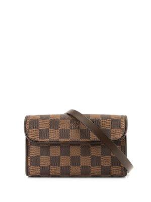Louis Vuitton pre-owned Florentine belt bag - Brown
