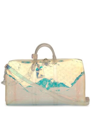 Louis Vuitton pre-owned Keepall Prism 50 2way bag - Multicolour