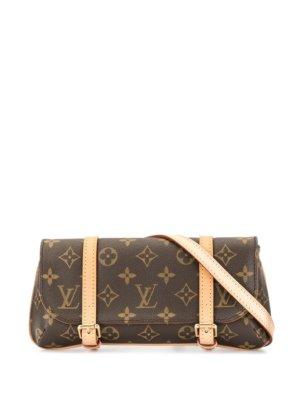 Louis Vuitton pre-owned Pochette Marelle belt bag - Brown