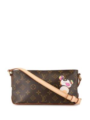 Louis Vuitton pre-owned Trotteur cross body bag - Brown