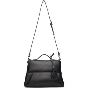 Moncler Genius 1 Moncler JW Anderson Black Puffy Shoulder Bag