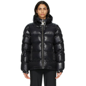 Moncler Genius 6 Moncler 1017 ALYX 9SM Black Almond Jacket