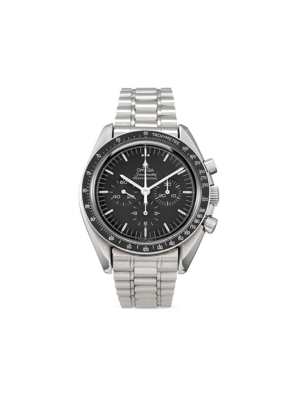 Omega pre-owned Speedmaster Professional Moonwatch 42mm - Black