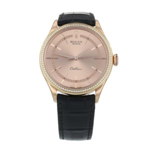 Pre-Owned Rolex Cellini Mens Watch 50605RBR