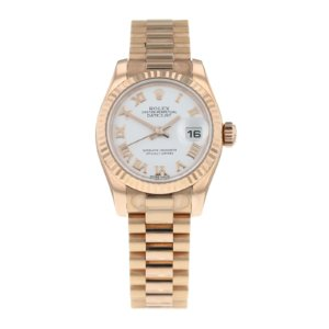 Pre-Owned Rolex Datejust 26 Ladies Watch 179175