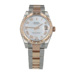 Pre-Owned Rolex Datejust 31 Ladies Watch 178341