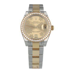 Pre-Owned Rolex Datejust 31 Ladies Watch 178383