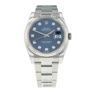 Pre-Owned Rolex Datejust 36 Mens Watch 116234