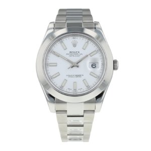 Pre-Owned Rolex Datejust 41 Mens Watch 116300