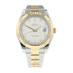 Pre-Owned Rolex Datejust 41 Mens Watch 116333