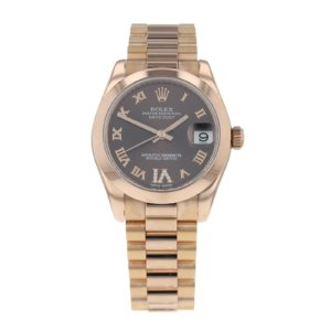 Pre-Owned Rolex Datejust Ladies Watch 178245F