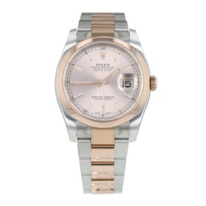 Pre-Owned Rolex Datejust Mens Watch 116201