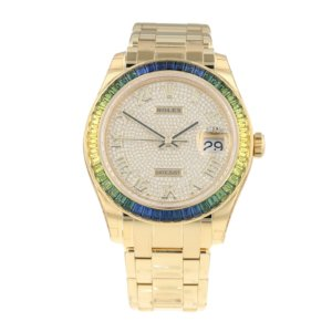 Pre-Owned Rolex Datejust Pearlmaster Unisex Watch 86348SABLV
