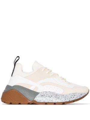 Stella McCartney Eclypse low-top sneakers - Neutrals