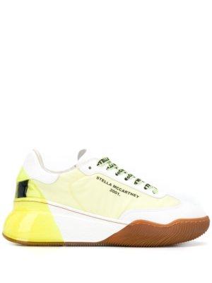 Stella McCartney Loop Runner sneakers - Yellow