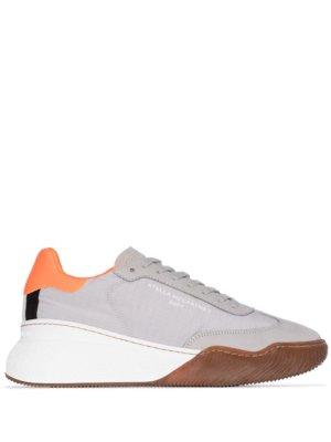 Stella McCartney Loop low-top sneakers - Grey