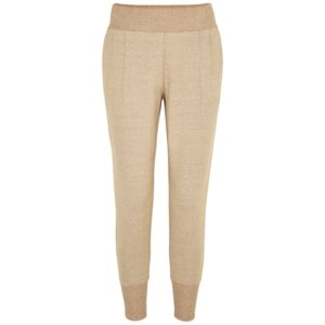 Varley Amberley Sand Stretch-cotton Sweatpants