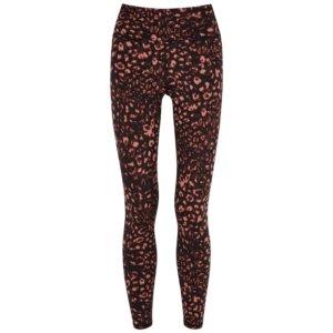 Varley Luna Leopard-print Stretch-jersey Leggings