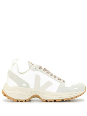 Veja Hiking panelled sneakers - White