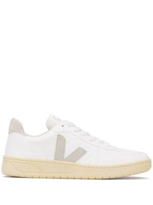 Veja V-10 low-top sneakers - White