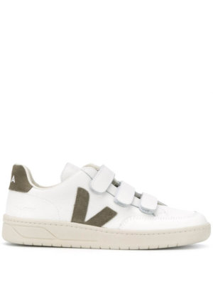 Veja touch strap low sneakers - White