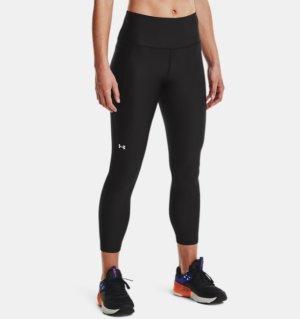 Women's HeatGear Armour No-Slip Waistband Ankle Leggings