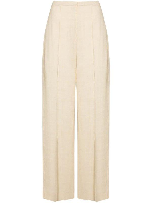 Totême wide-leg tailored trousers