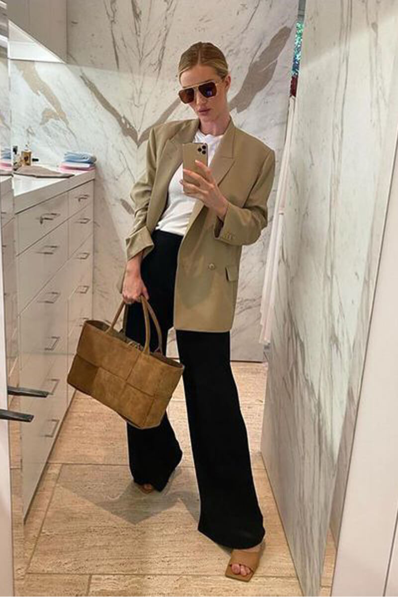 Rosie Huntington Whiteley Style