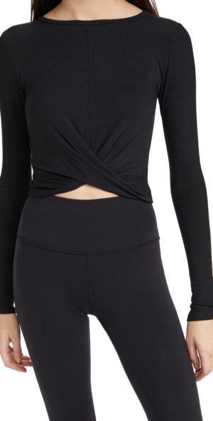 Alo Yoga Cover Long Sleeve Top